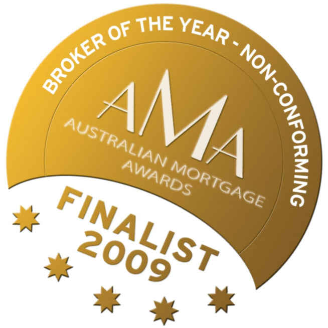 Australian Mortgage Awards Broker of the year finalist image