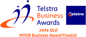 Telstra Business Awards image